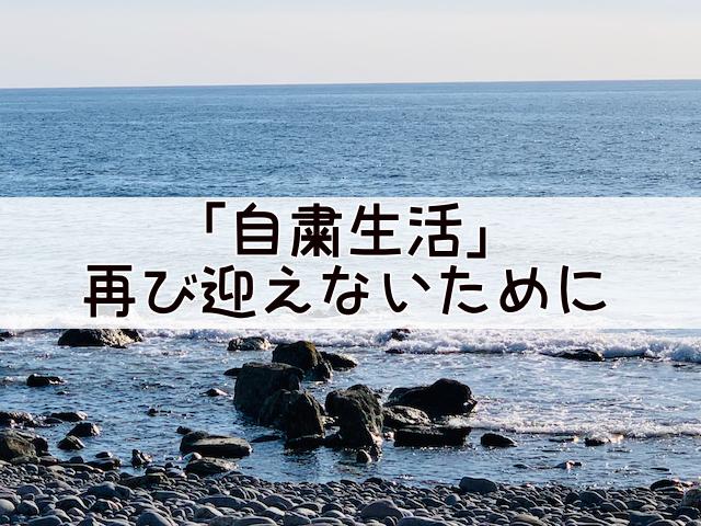 新型コロナ第3波到来‥「自粛生活」を再び迎えないために!