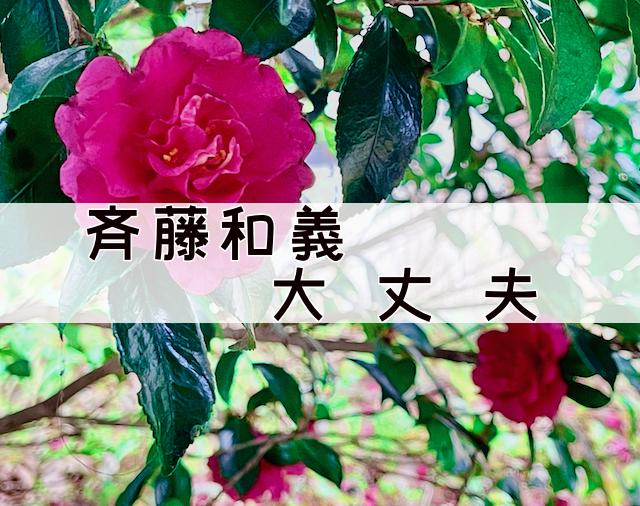 斉藤和義「大丈夫」を聞いて肩の力をぬこう